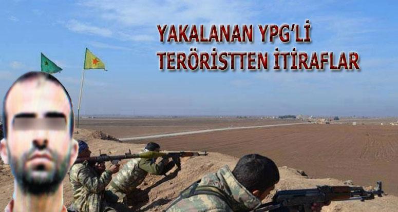 YPG, PKK'nın Suriye koludur, Türkiye'yi vuracaktık!