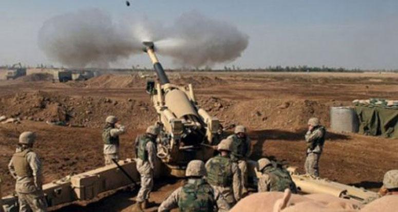 Türkiye YPG mevzilerini bir kez daha vurdu