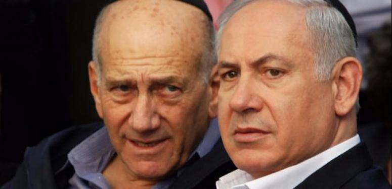 İsrail tarihinde hapse giren 'ilk başbakan'