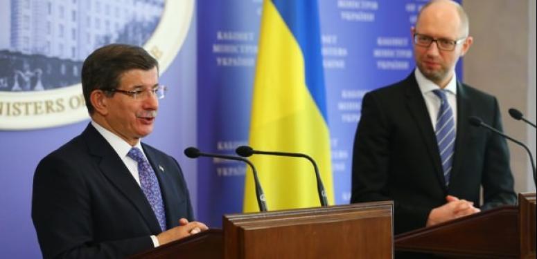 Davutoğlu: 'Rusya'nın niyeti katletmek'