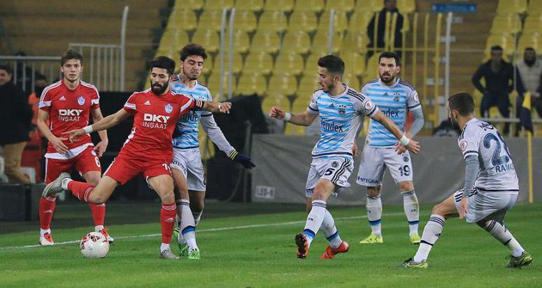Fenerbahçe Markovic'le uzatmada güldü