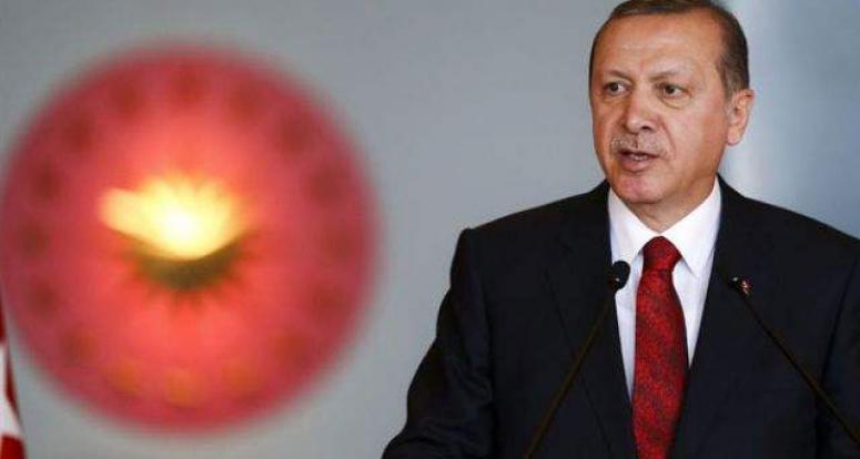 Erdoğan'dan asker ve polise moral ziyareti
