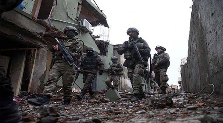 Öldürülen PYD'li terörist sayısı açıklandı!
