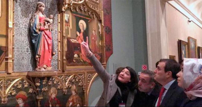Bakan Ünal: Rus turist açığını EXPO 2016 kapatacak