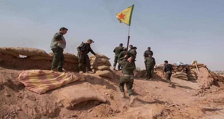 YPG Tel Rıfat'ı ele geçirdi!