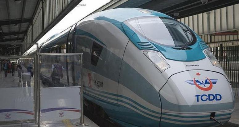 Yeni çok yüksek hızlı trenler raylara indi
