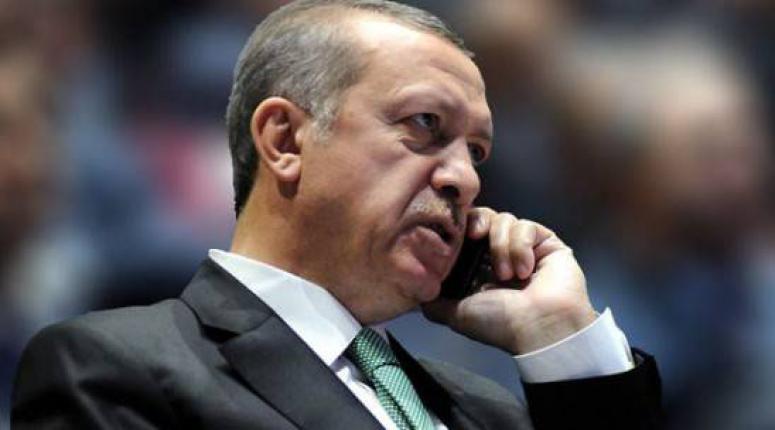 Erdoğan'dan kritik telefon!