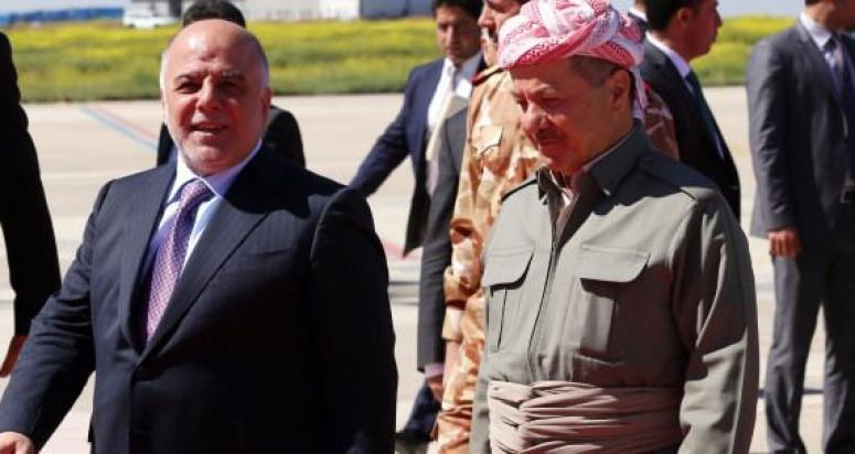 Barzani İbadi'nin teklifini kabul etti! Parayı onlara gönderecek