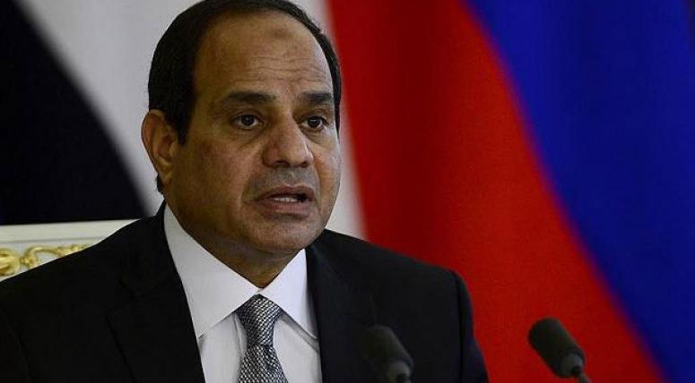 Darbeci Sisi'den Türkiye açıklaması