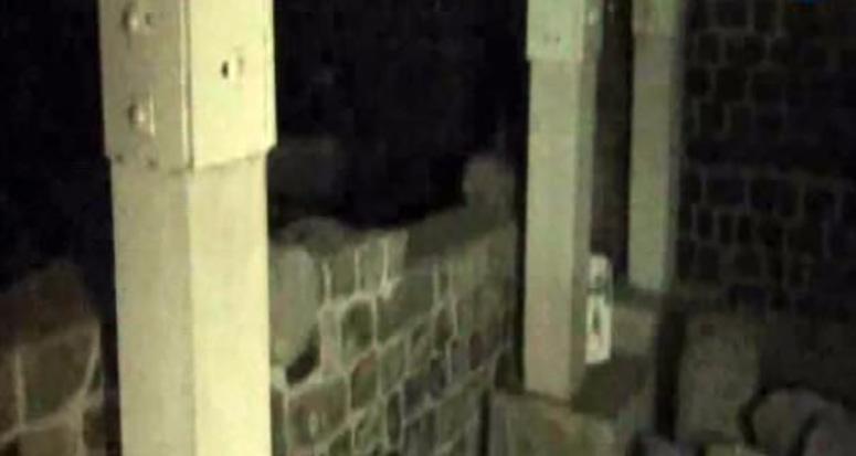 İşte teröristlerin kullandığı tünel görüntüleri!