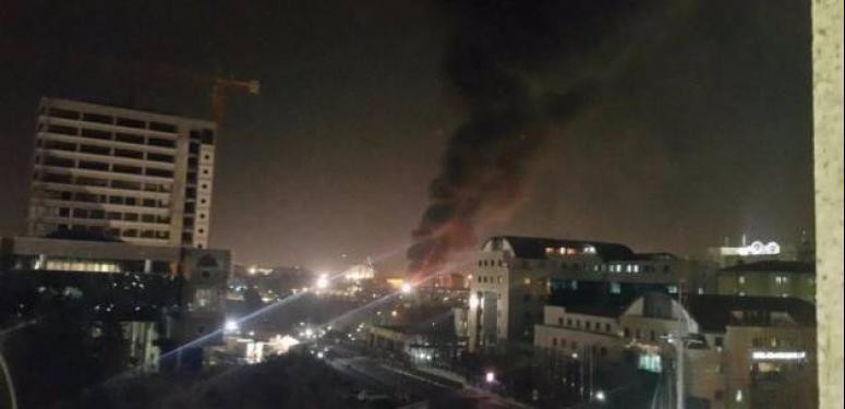 Ankara'da büyük patlama! 28 ölü çok sayıda yaralı