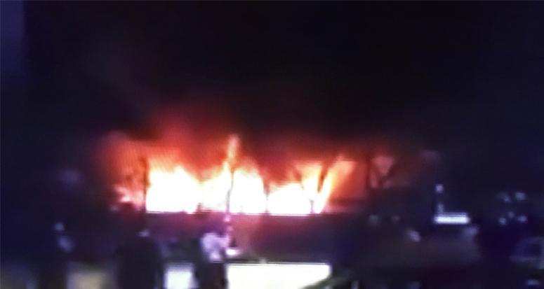 Ankara'daki bombalı saldırıdan ilk görüntüler