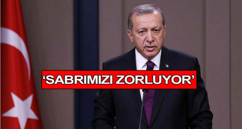 Kalleş saldırı sonrası Erdoğan'dan ilk açıklama