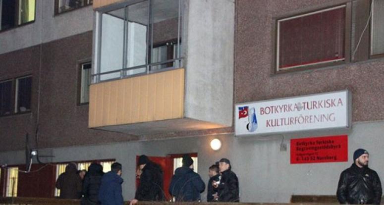 İsveç'te Türk Kültür Merkezi'nde patlama