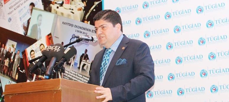 TÜGİAD Başkanı Çuhacı: Birliğimizi korumalıyız