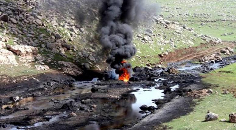 Kerkük-Yumurtalık petrol saldırısı!