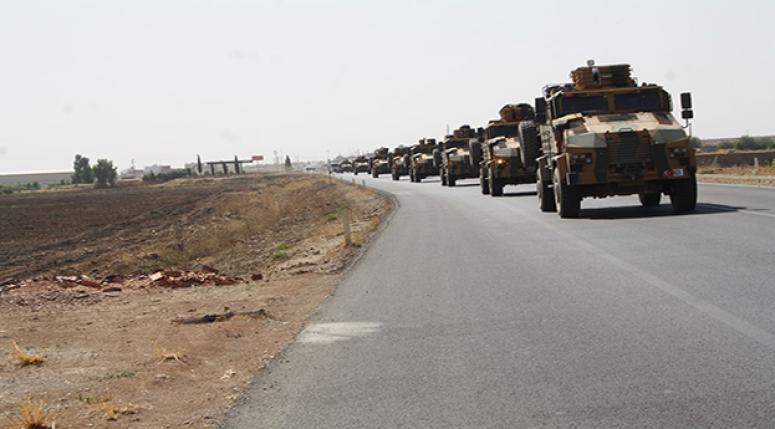 Hakkari'ye askeri sevkiyat!