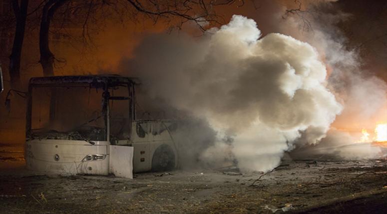 USTAD'dan saldırı açıklaması: Suriye Meselesi Ankara Meselesidir!
