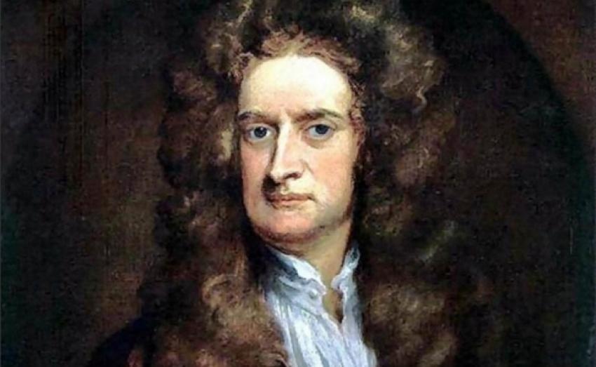 Newton'un kitabı rekora fiyata satıldı