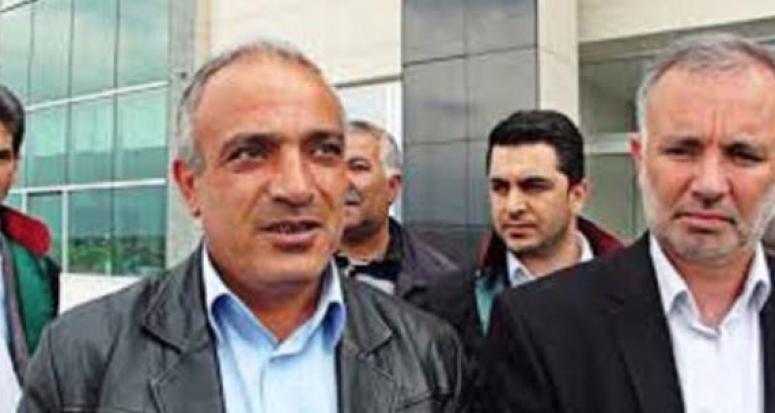 DBP'li Başkan gözaltına alındı