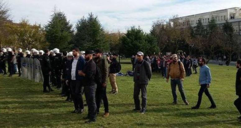 İTÜ'de inançlara saygısız 'ilericiler' camiyi protesto edecekler