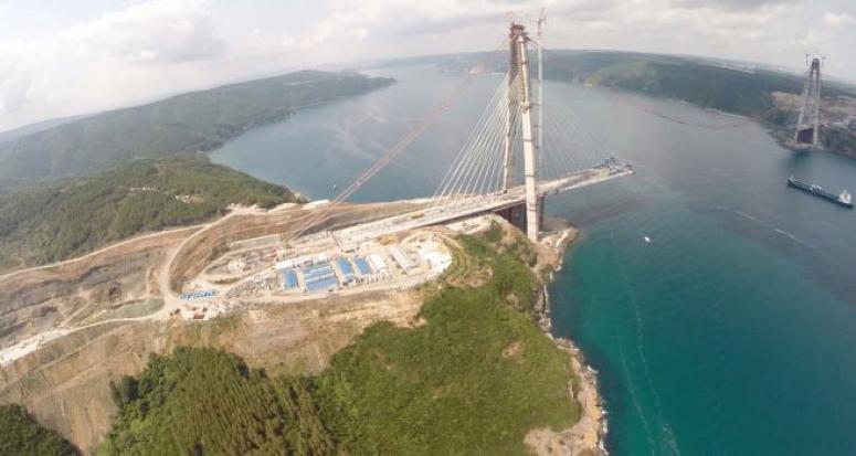 3. Köprü bağlantı yolları ihaleleri yine ertelendi