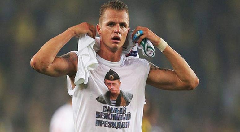 Putin tişörtüne '300 bin avro' ceza