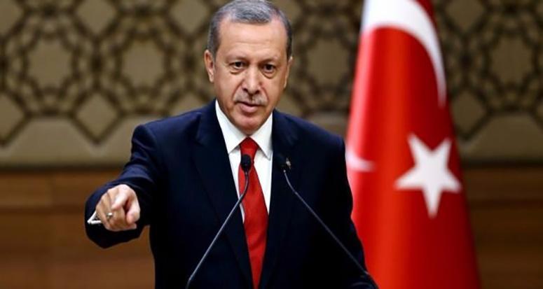 Erdoğan 'Yine aydın müsvetteleri ortaya çıktı!'