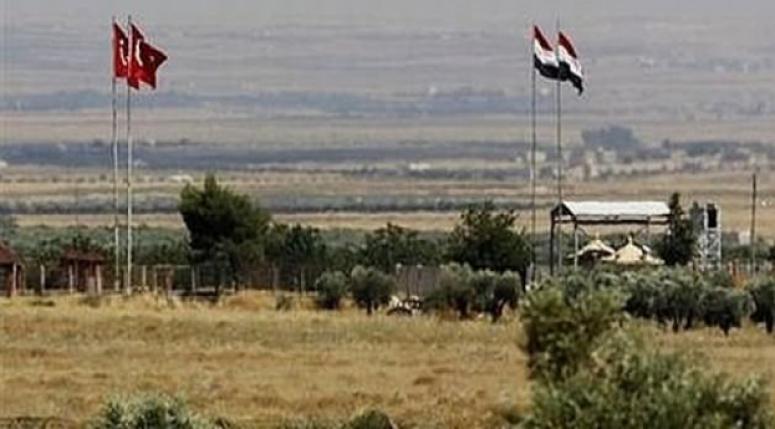 Esed ve Rusya Türkiye sınırını bombaladı
