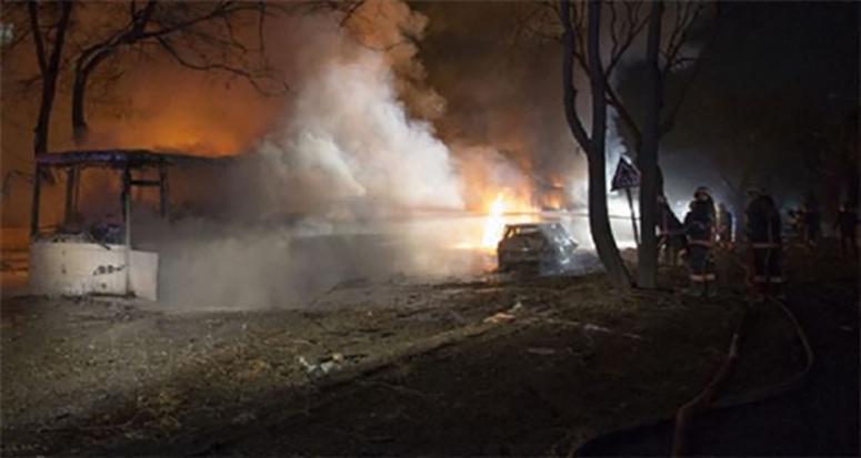 Böylesine hainlik görülmedi! 'Ankara katliamını kutladılar'