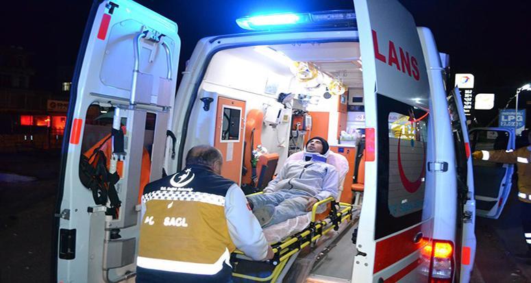 Başkent'te trafik kazası: 1 ölü, 3 yaralı