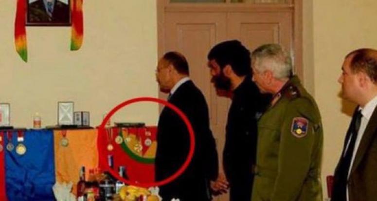 Ermenistan Bakanı'nın PKK evine ziyareti şaşırtmadı