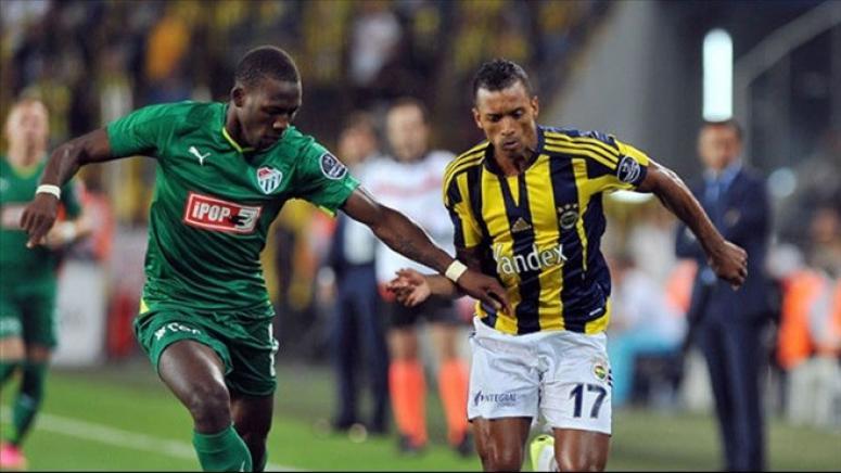Fenerbahçe'ye Timsah darbesi