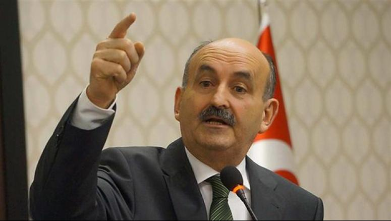 Müezzinoğlu: Erdoğan 'Millet ne isterse o olacak dedi'