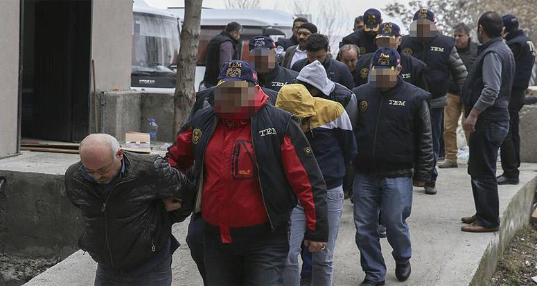 Ankara'daki terör saldırısı zanlıları adliyeye sevk edildi!