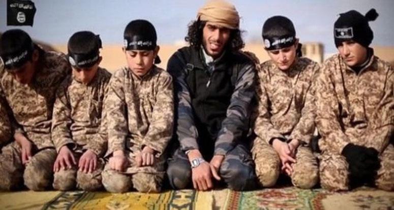İşte IŞİD'deki çocuk sayısı!