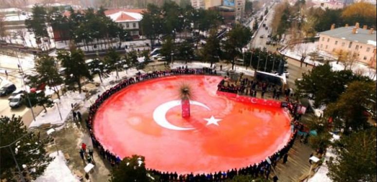 Türkiye'de bir ilk! Görenleri kendine hayran bırakttı