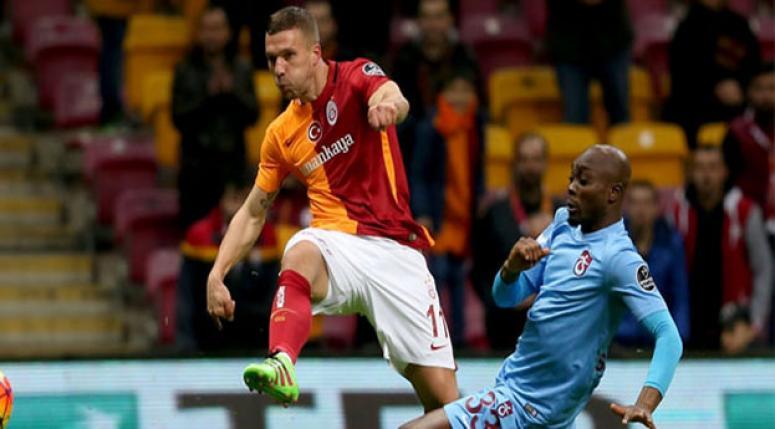 Arena'nın galibi Galatasaray oldu