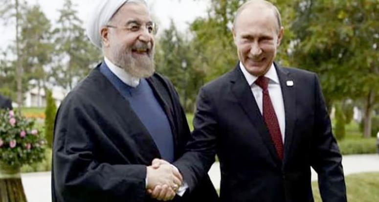 İran ve Rusya işbirliği!