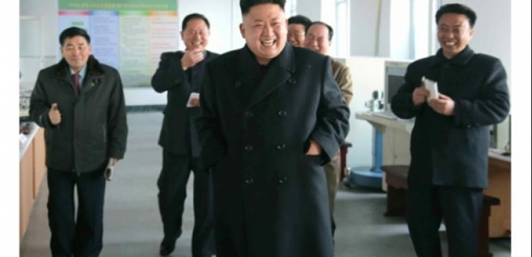 Kuzey Kore'den ABD'ye misilleme: Öğrenci tutukladı