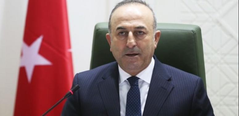 Çavuşoğlu'ndan kara operasyonu açıklaması