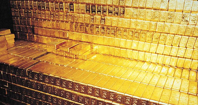 Yastık altınan 34,2 ton altın çıkarıldı!