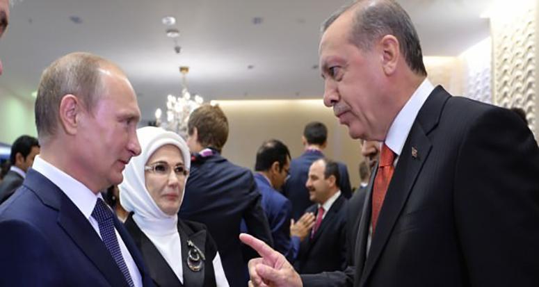 Putin'den ''Topyekün bir savaş tehdidi'