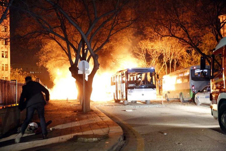 Ankara'daki terör saldırında 2 sıcak gelişme!
