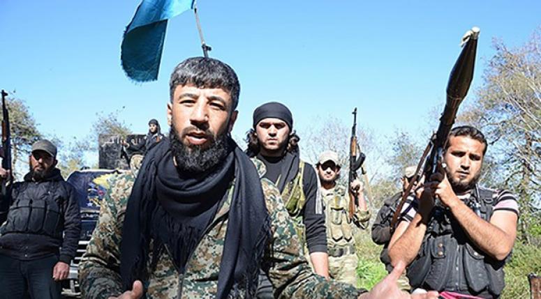 Türkmenler'den Esed güçlerine darbe!