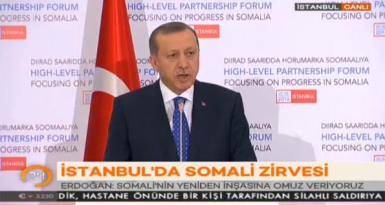 Türkiye'den Somali'ye merhamet eli!