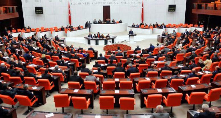 HDP'nin gensoru önergesi reddedildi