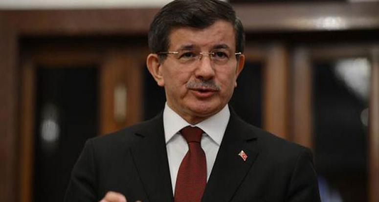 Davutoğlu'dan HDP'li vekile veryansın! En büyük haindir