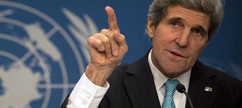 ABD'den yeni çıkış! Kerry: Esed varken savaş bitmez
