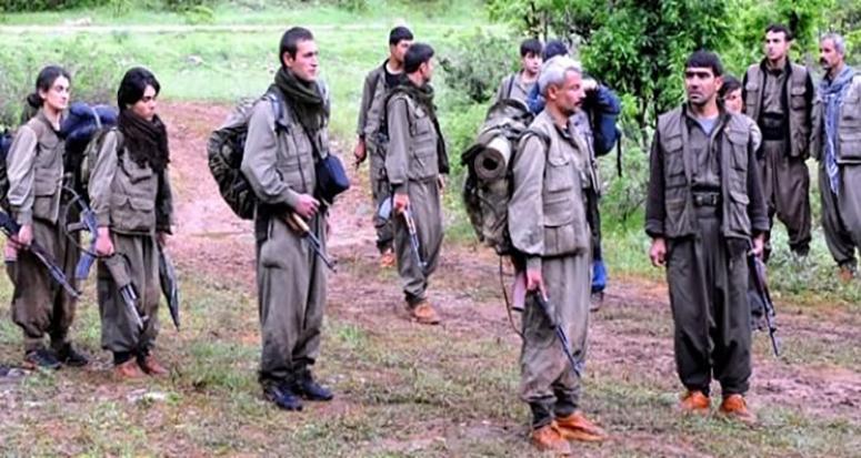PKK 'Teslim oluyoruz'
